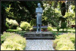 Pomnik Chopina w Ustce