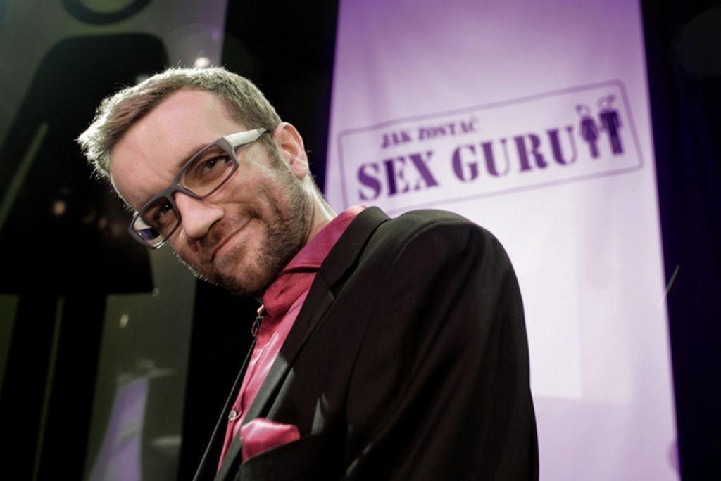 Tomasz Kot w roli sex guru  tego nie mo?na przegapi? :: LOT Ustka
