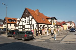 Stare miasto- Ustka
