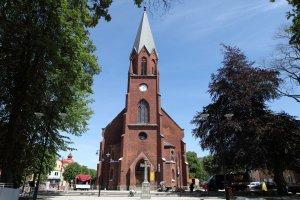 Kościół Najświętszego Zbawiela w Ustce