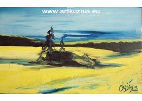 Galeria ArtKuźnia w Bałamątku, fot. Krzysztof Rumiński