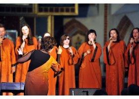Gospel w Kościele Mariackim, fot.SAS