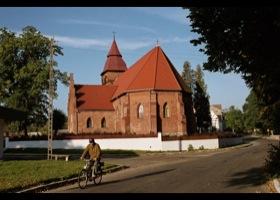 Kościół w Barcinie, fot.SAS