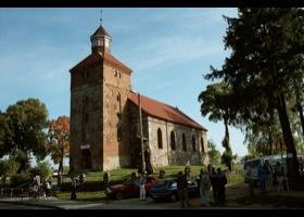 Kościół w Kwakowie, fot.SAS