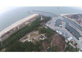 Ustecki port i bunkry