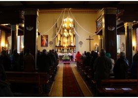Kościół w Zagórzycy, fot.Włodzimierz Wolski