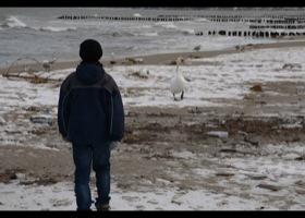 Ustka zimą, fot. Mariusz Surowiec