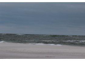 Plaża zachodnia, fot.Włodzimierz Wolski