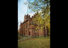Kościół w Cecenowie, fot.SAS