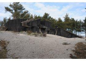 III molo i bunkry w Ustce, fot.SAS