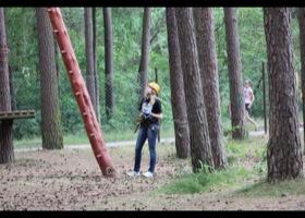Park Linowy w Ustce