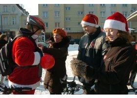 Wielka Orkiestra Świątecznej Pomocy 2013 w Słupsku, fot.SAS