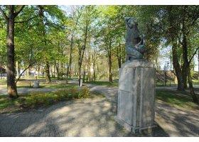 Pomnik Umierajacego Wojownika, fot.SAS