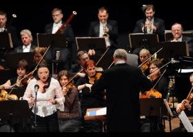 Teatr karnawałowy w Słupsku: Moja muzyka to ja!, fot.SAS