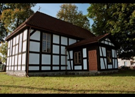 Kościół w Kuleszewie, fot.SAS