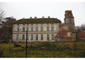 Pałac w Objeździe
