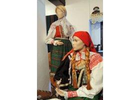 Stała wystawa etnograficzna w Młynie Zamkowym w Słupsku, fot.SAS