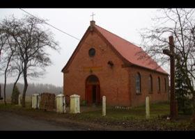 Kościół w Darżynie, fot. Mariusz Surowiec