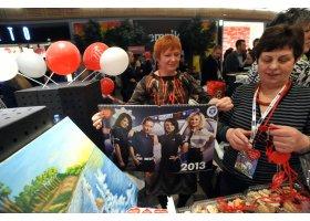 Wielka Orkiestra Świątecznej Pomocy zagrała w CH Jantar w Słupsku, fot.SAS