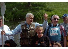 Maraton kajakowy dwumiasta, fot.SAS