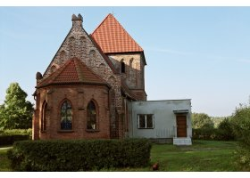 Kościół w Sierakowie, fot.SAS
