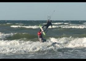 kitesurfing, fot.SAS