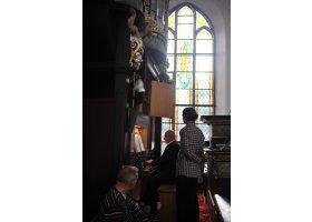 Festiwal Organowy w kościele św. Jacka  w Słupsku, fot.SAS