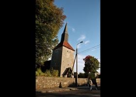 Kościół w Dębnicy Kaszubskiej, fot.SAS