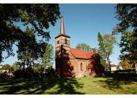 Kościół w Strzelinie, fot.SAS