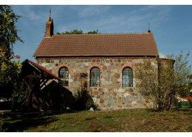 Kościół w Rowach, fot.SAS