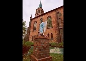 Kościół w Damnie, fot.SAS