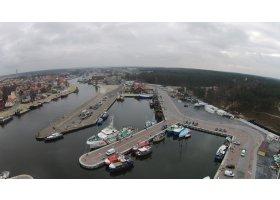 Ustecki port