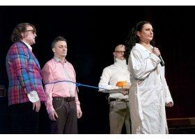 Kabaret DKD w Teatrze Nowym w Słupsku, fot.SAS