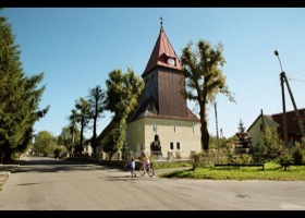 Kościół w Bierkowie, fot.SAS