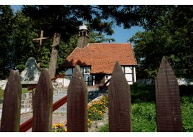 Kościół w Objeździe, fot.SAS