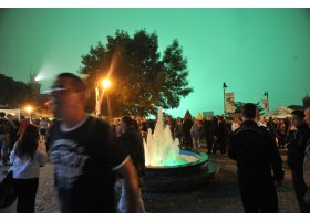 Lech Fire Festiwal 2012, fot.SAS