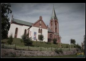 Kościół w Główczycach, fot. Mariusz Surowiec