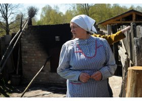 Czarne Wesele w Klukach 2012, fot.SAS