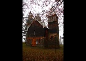 Kościół w Domaradzu, fot.Mariusz Surowiec