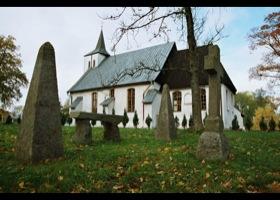 Kościół w Charbrowie, fot.SAS