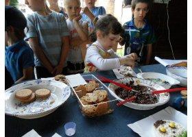 Konkurs kulinarny, podwórko kulturalne w Słupsku, fot.SAS