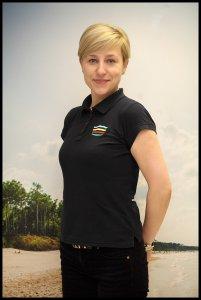 Karolina Surowiec- specjalista do spraw informacji/turystyki